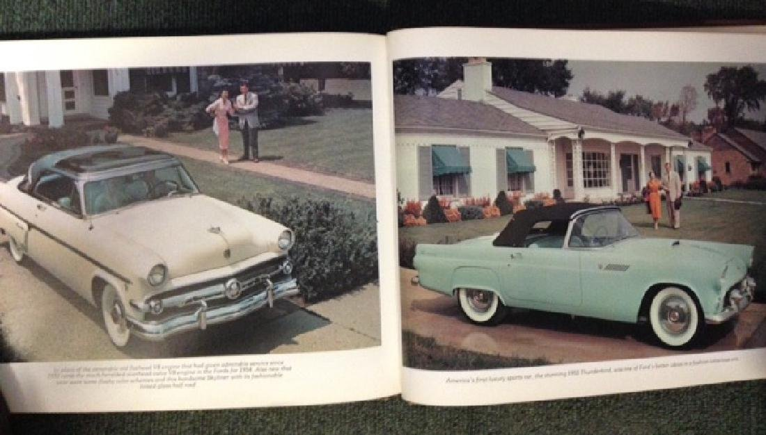 THE FORD ROAD BOOK - 75TH ANNIVERSARY - 6