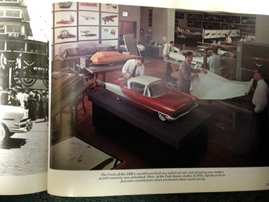 THE FORD ROAD BOOK - 75TH ANNIVERSARY - 7