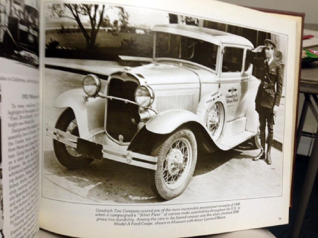 THE FORD ROAD BOOK - 75TH ANNIVERSARY - 8