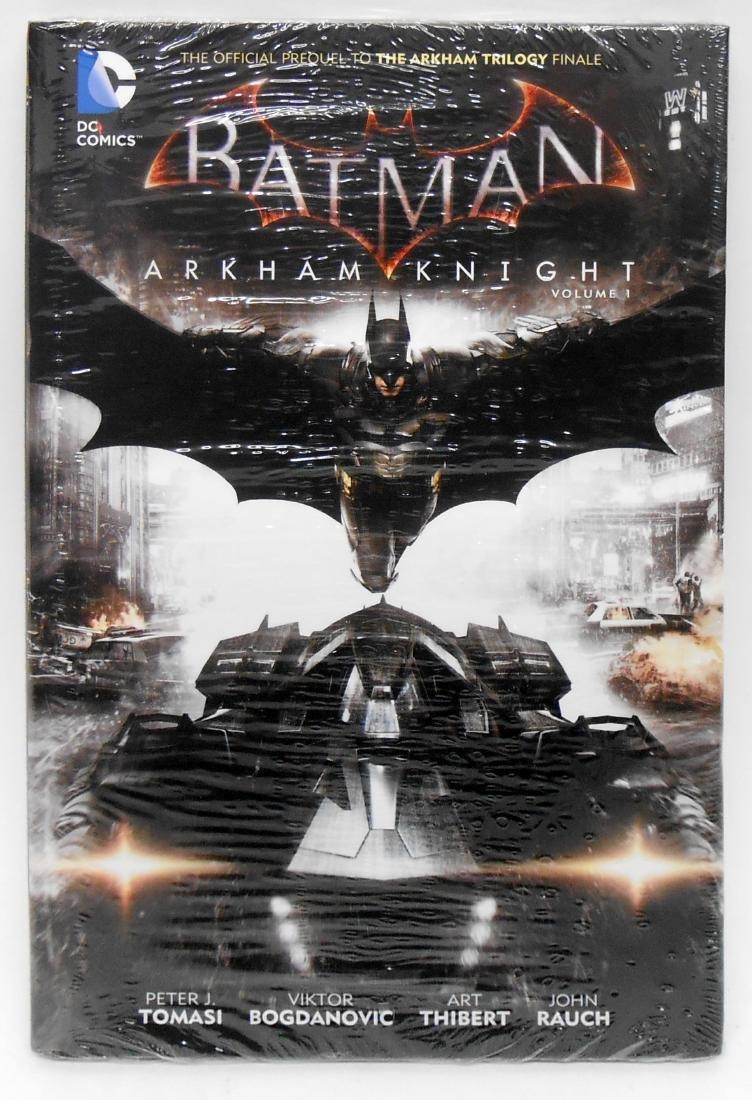(5) BATMAN GRAPHIC NOVELS - 3