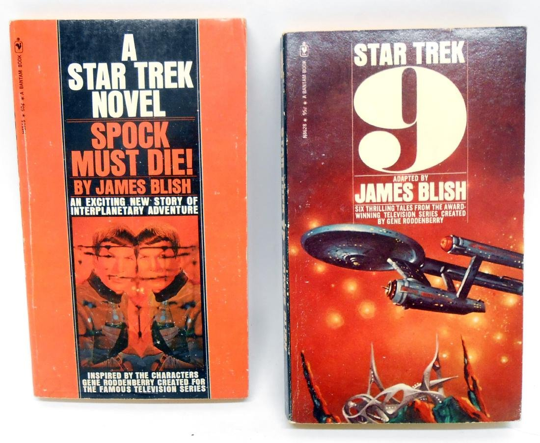 SELECTION OF STAR TREK PAPERBACKS (18) - 3