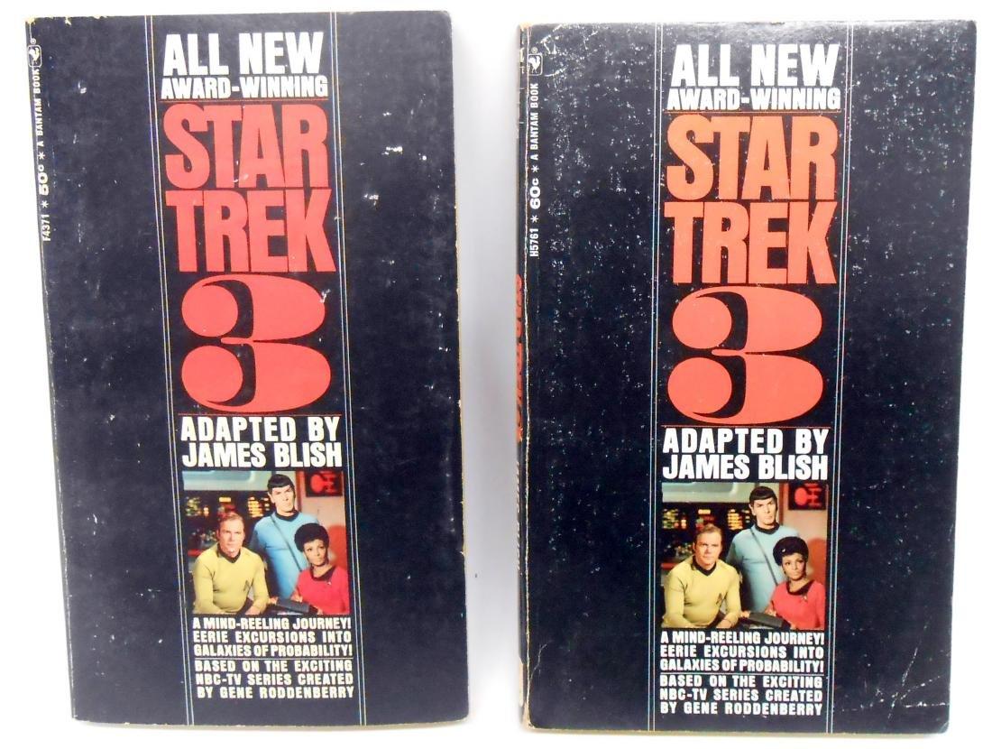 SELECTION OF STAR TREK PAPERBACKS (18) - 6