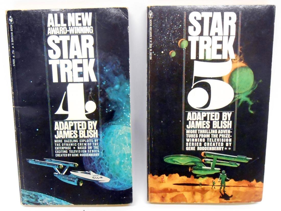SELECTION OF STAR TREK PAPERBACKS (18) - 7