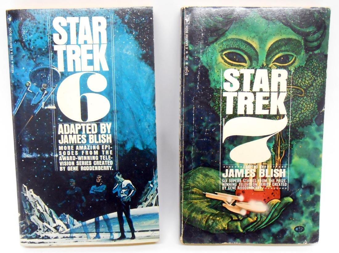 SELECTION OF STAR TREK PAPERBACKS (18) - 8