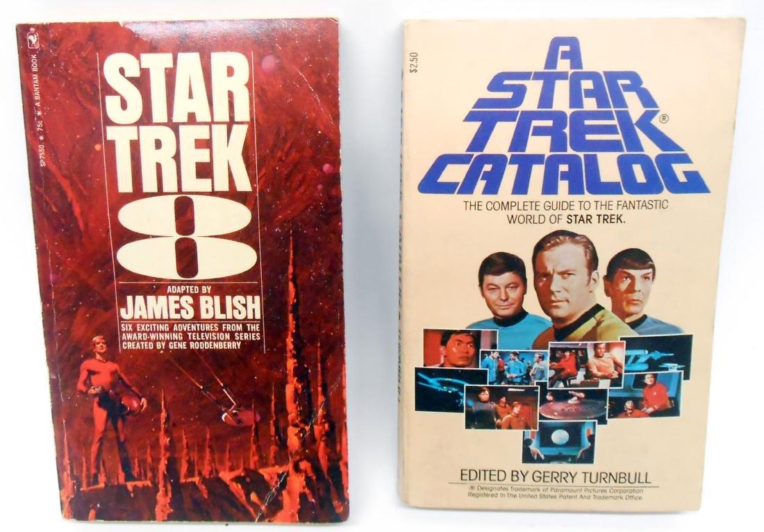 SELECTION OF STAR TREK PAPERBACKS (18) - 9