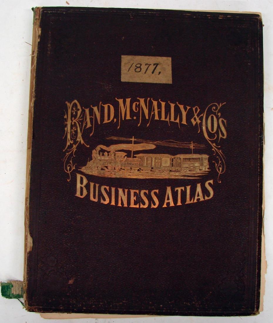 BUSINESS ATLAS, 1877