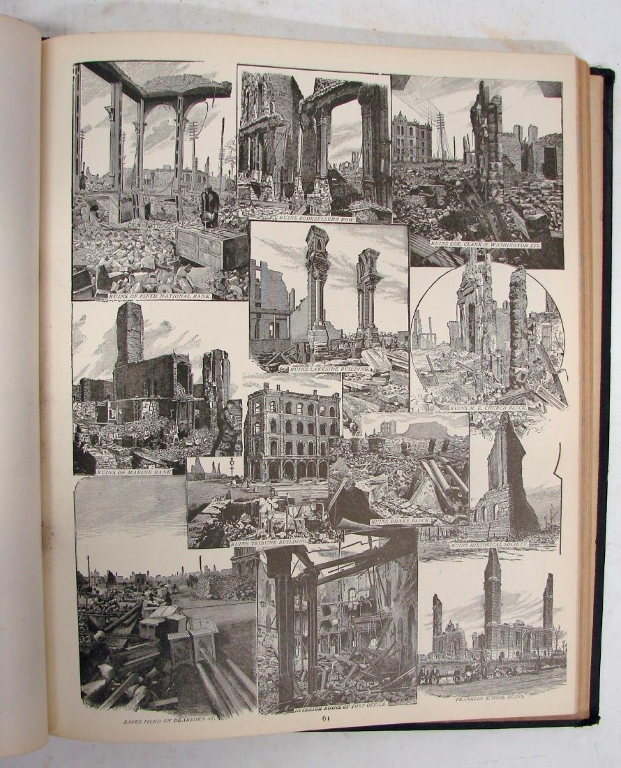 THE COLUMBIAN WORLD'S FAIR ATLAS, 1893 - 5