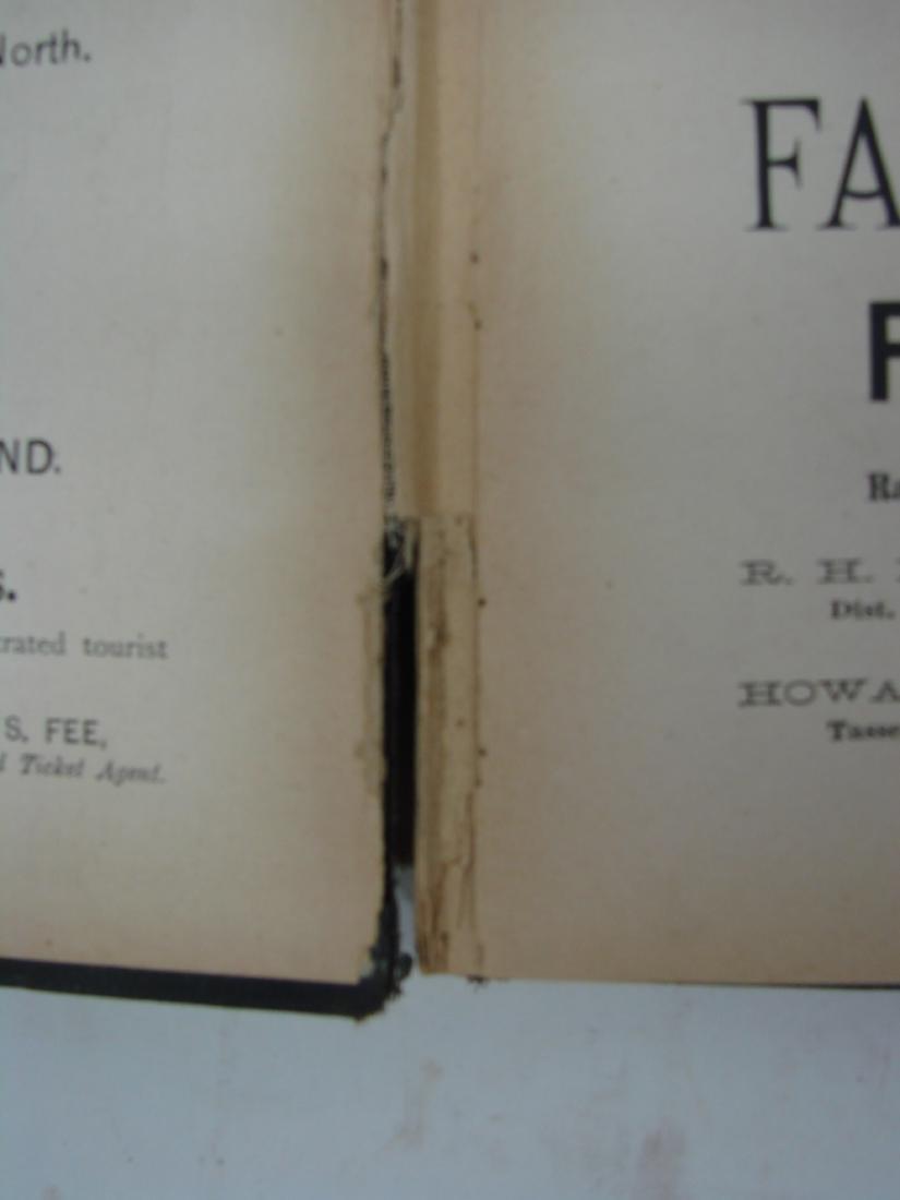 THE COLUMBIAN WORLD'S FAIR ATLAS, 1893 - 7
