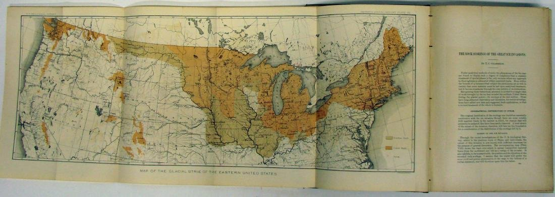 7TH ANNUAL US GEOLOGICAL SURVEY 1885-86 - 5