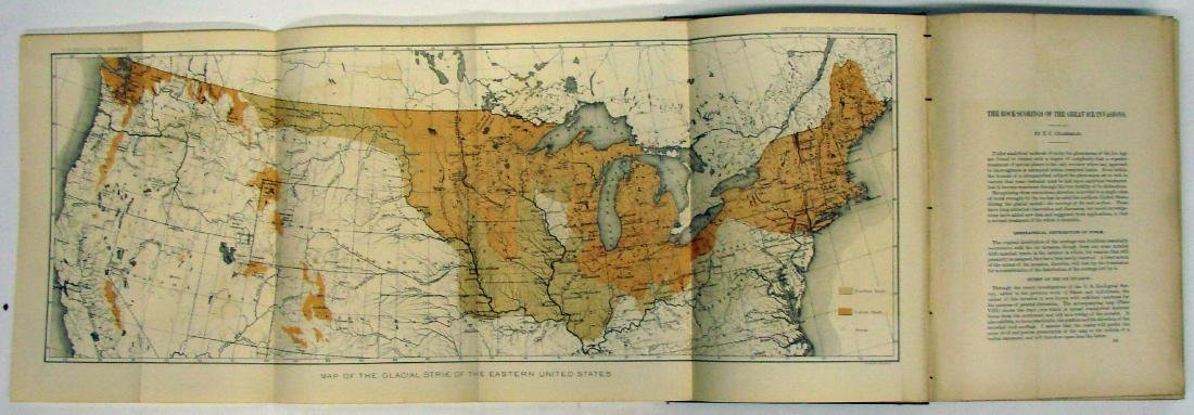7TH ANNUAL US GEOLOGICAL SURVEY 1885-86 - 6