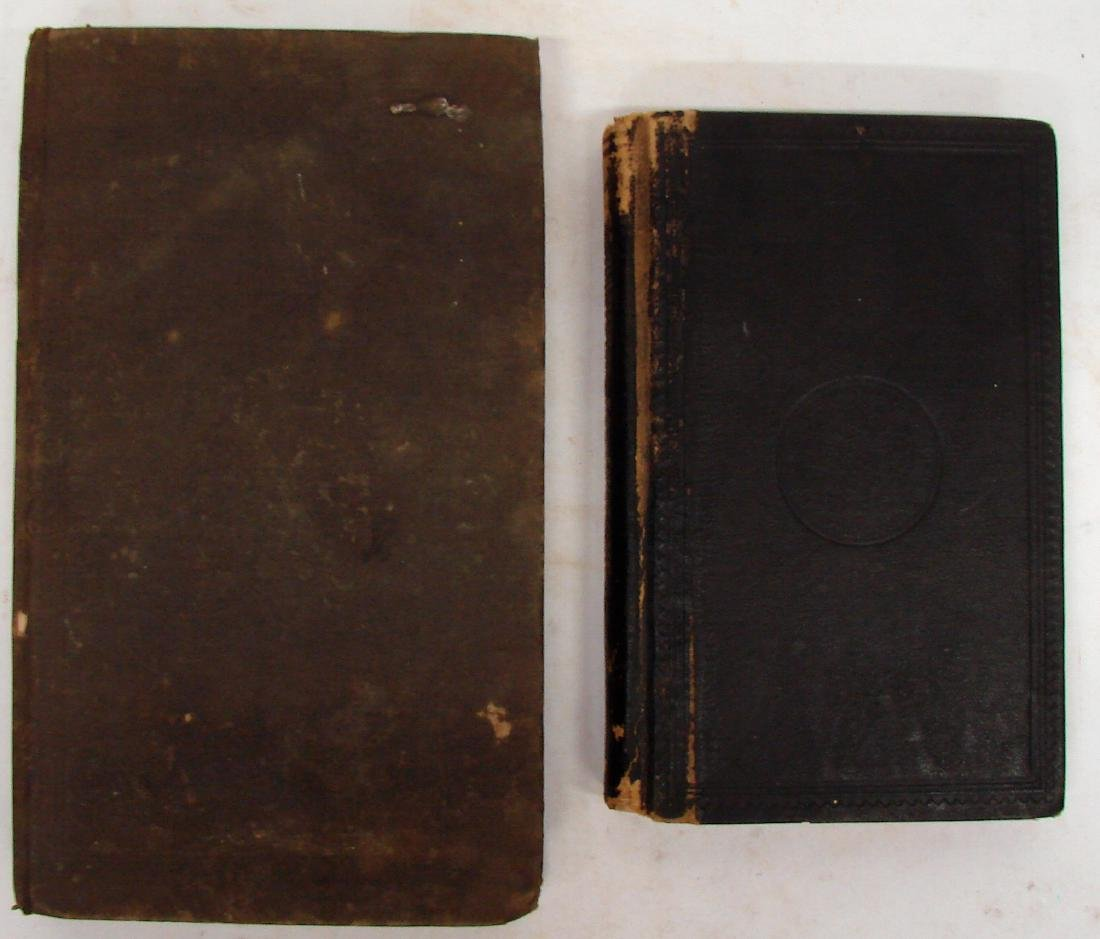 (2) LATE 19TH CENTURY MARYLAND BOOKS - 2