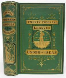 VERNE 20,000 LEAGUES UNDER THE SEAS - SMITH 1873