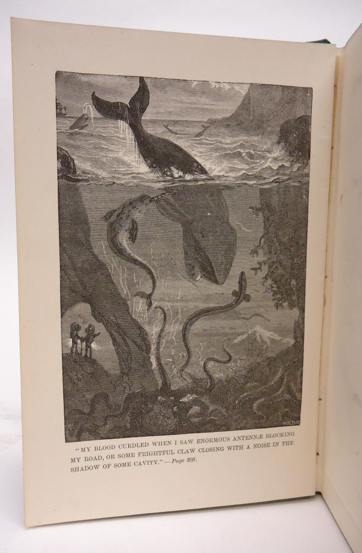 VERNE 20,000 LEAGUES UNDER THE SEAS - SMITH 1873 - 4