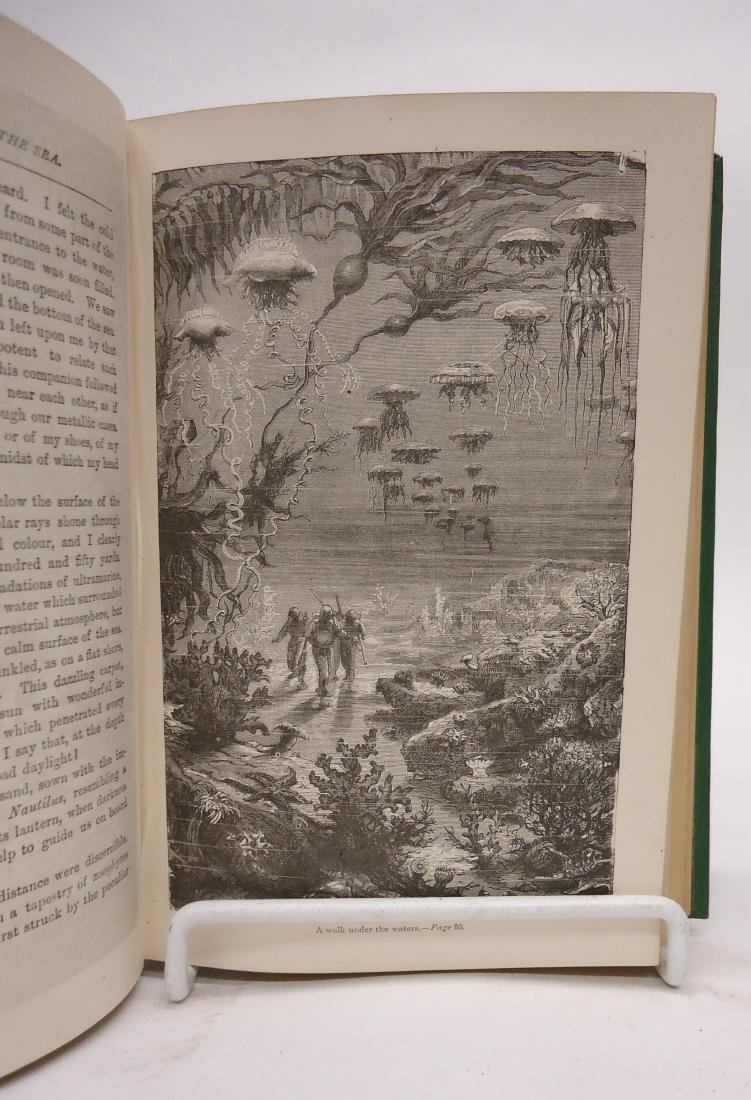 VERNE 20,000 LEAGUES UNDER THE SEAS - SMITH 1873 - 5