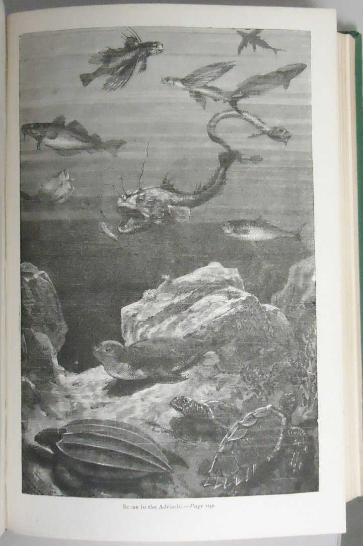 VERNE 20,000 LEAGUES UNDER THE SEAS - SMITH 1873 - 9