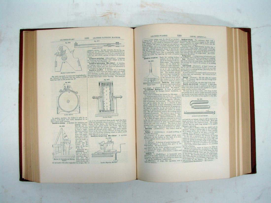 KNIGHT'S AMERICAN MECHANICAL DICTIONARY - 10
