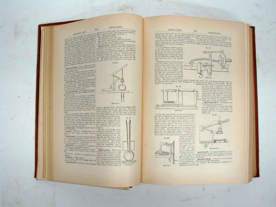 KNIGHT'S AMERICAN MECHANICAL DICTIONARY - 3