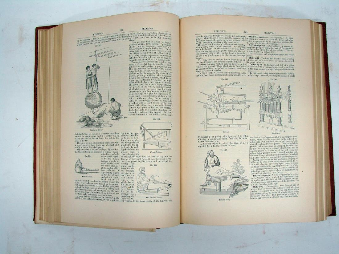 KNIGHT'S AMERICAN MECHANICAL DICTIONARY - 4