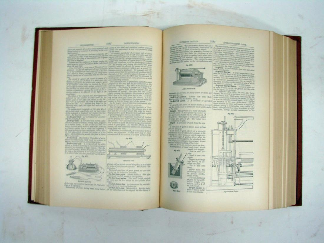 KNIGHT'S AMERICAN MECHANICAL DICTIONARY - 9