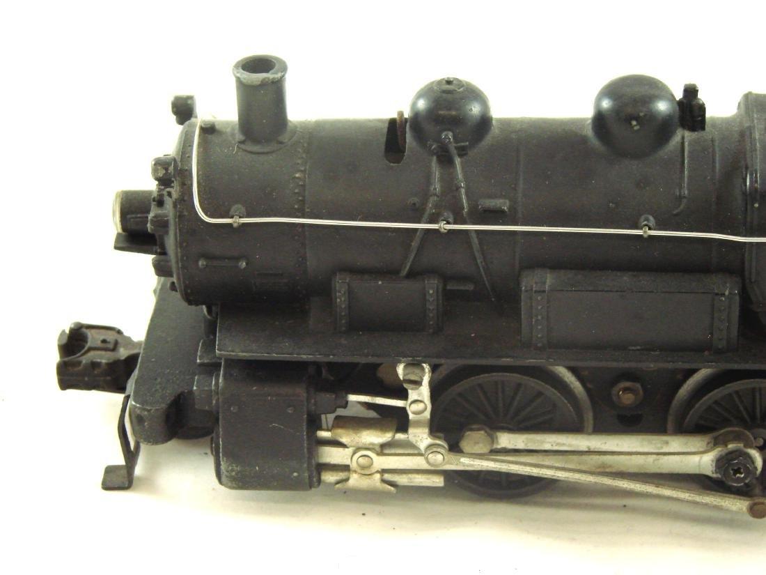 LIONEL 1615 STEAM ENGINE 0-4-0 & 1615T TENDER - 3