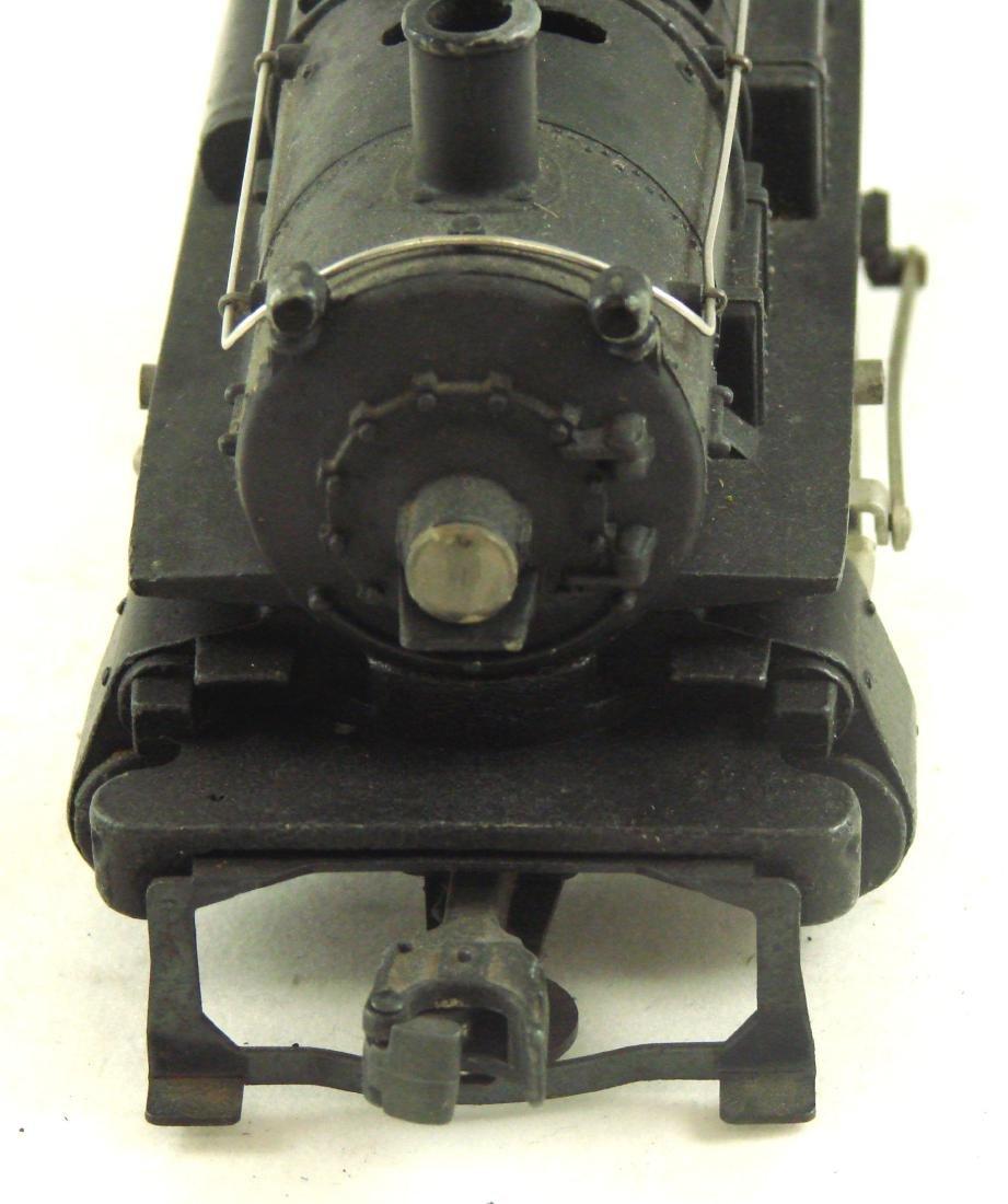 LIONEL 1615 STEAM ENGINE 0-4-0 & 1615T TENDER - 7