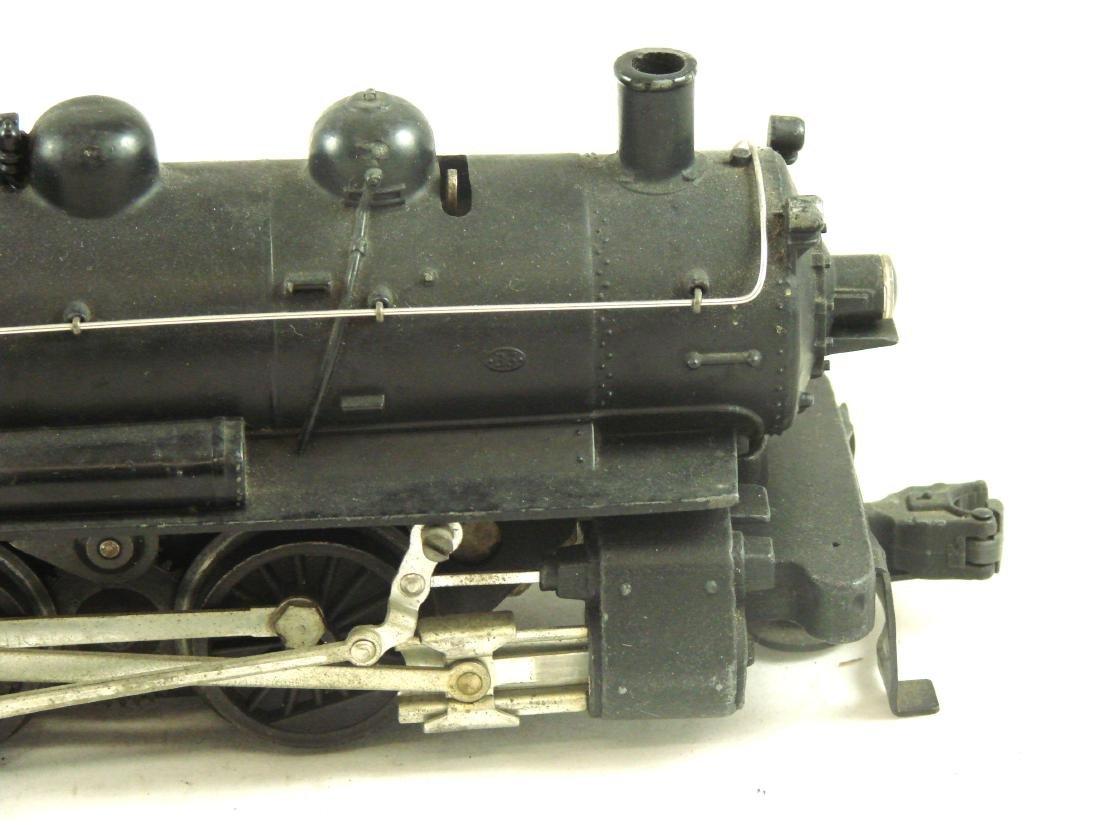 LIONEL 1615 STEAM ENGINE 0-4-0 & 1615T TENDER - 9