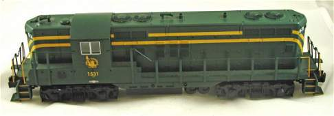 MTH RAIL KING 3026991 JERSEY CENTRAL GP 9