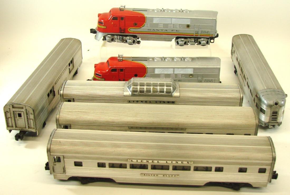 (7) PIECE LIONEL TRAIN SET 2190W