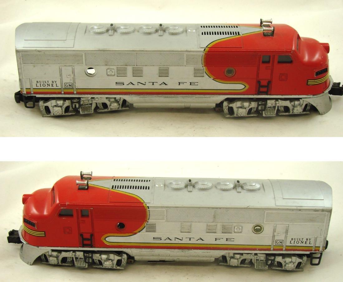 (7) PIECE LIONEL TRAIN SET 2190W - 5