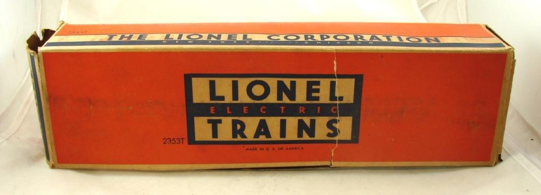 (7) PIECE LIONEL TRAIN SET 2190W - 7