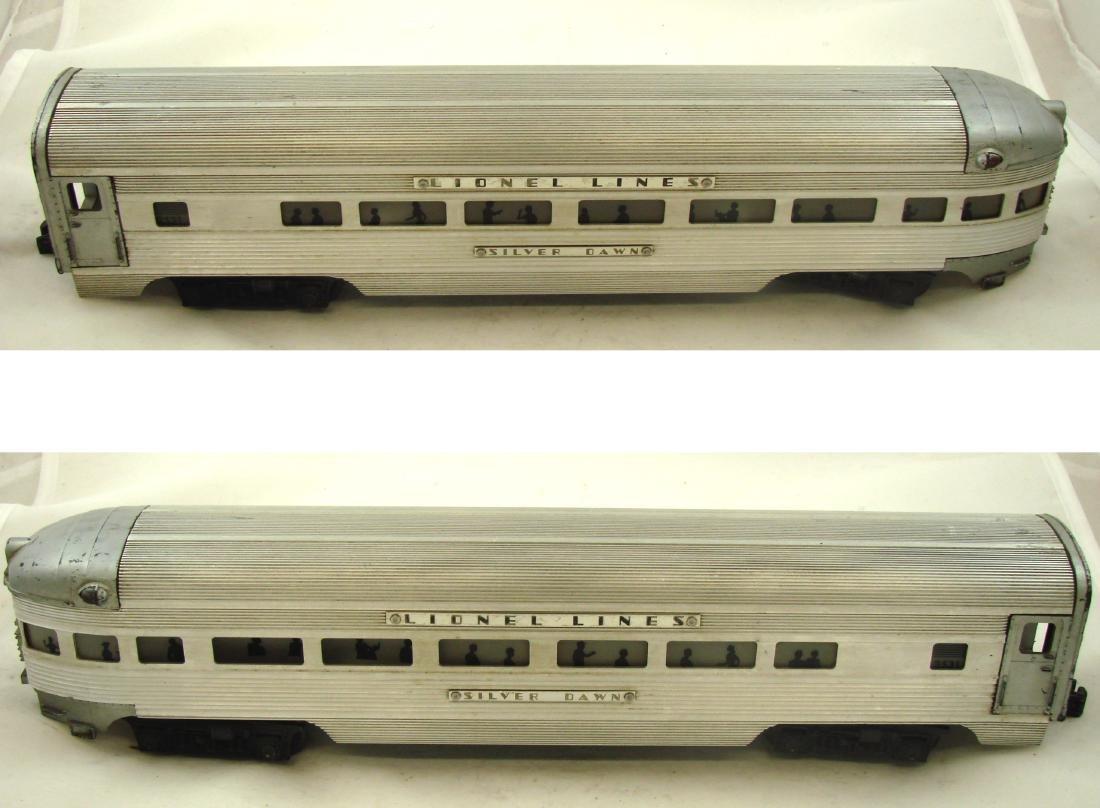 (7) PIECE LIONEL TRAIN SET 2190W - 8