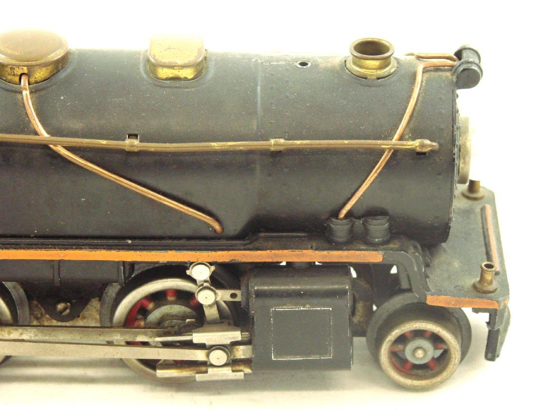 "(5) PIECE 1931 ""O"" GAUGE IVES TRAIN SET - 7"