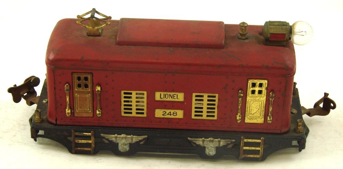 (6) PIECE LIONEL TRAIN SET - O GAUGE - 3