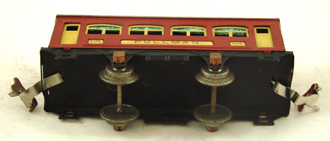 (6) PIECE LIONEL TRAIN SET - O GAUGE - 7