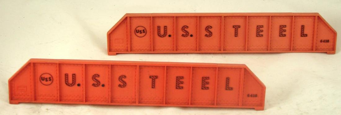 (10) LIONEL ROLLING STOCK CARS - 2