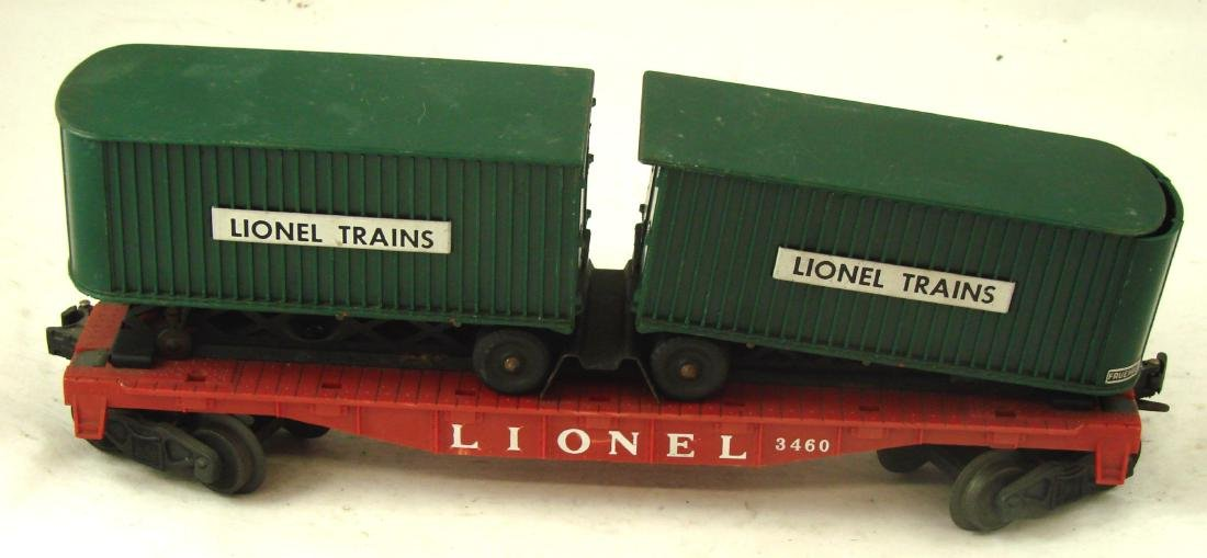 (10) LIONEL ROLLING STOCK CARS - 7