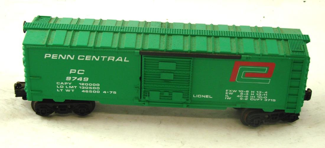 (9) LIONEL ROLLING STOCK CARS - 7