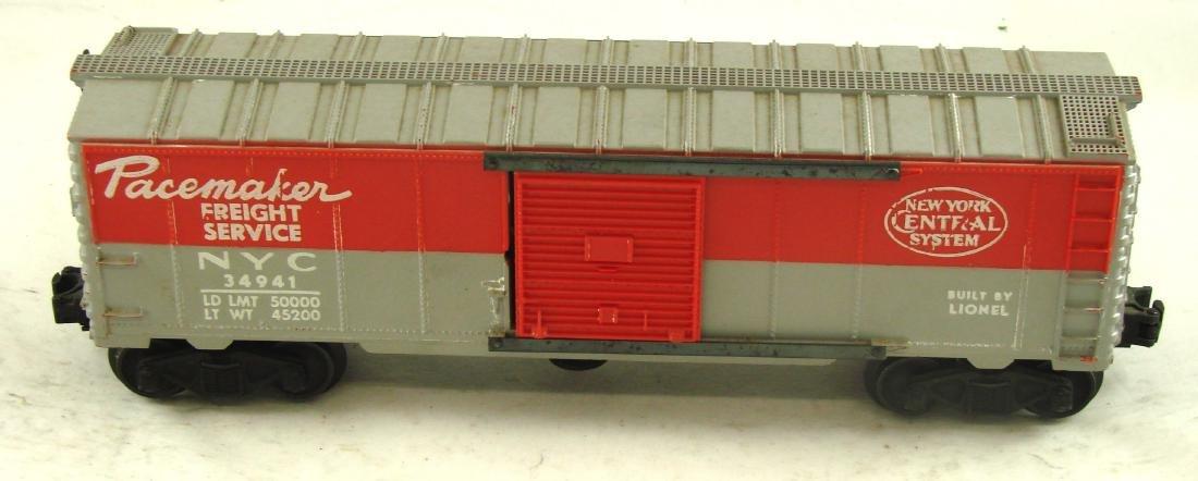 (4) LIONEL CARS - 5