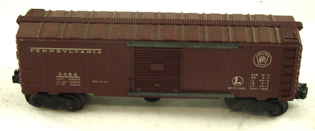 (4) LIONEL CARS - 9