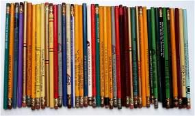 Vintage Advertising & Premium Lead Writing Pencils w