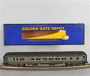 GOLDEN GATE DEPOT 12-1 PULLMAN SLEEPER