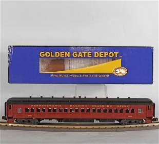 GOLDEN GATE DEPOT PRSL 80' HEAVYWEIGHT COACH