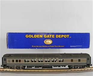 GOLDEN GATE DEPOT 12-1 ST. PAUL PULLMAN SLEEPER