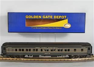 GOLDEN GATE DEPOT 8-1-2 NYC FAWCETT GAP PULLMAN