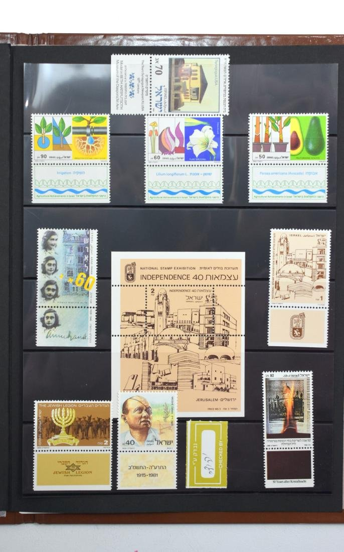 Pair of Albums of the Post Office and Philatelic - 3