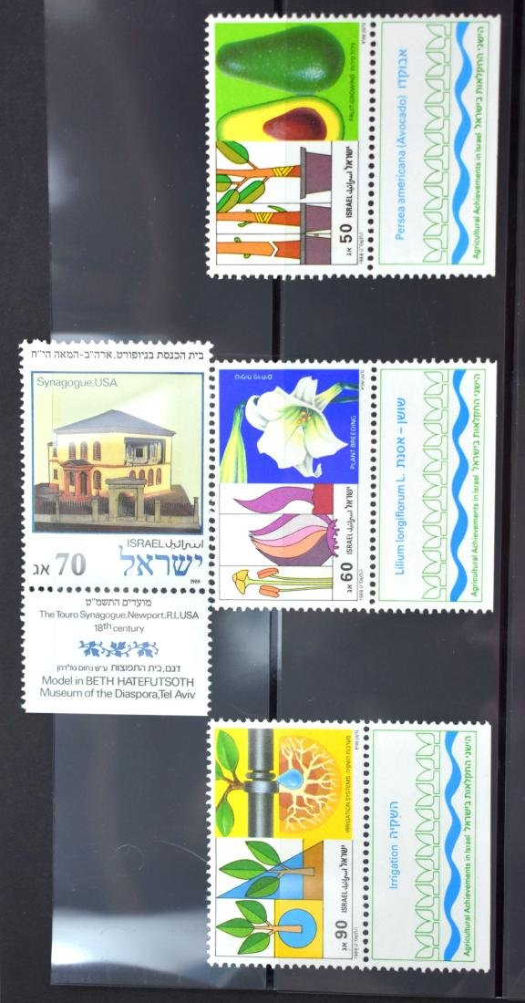 Pair of Albums of the Post Office and Philatelic - 6