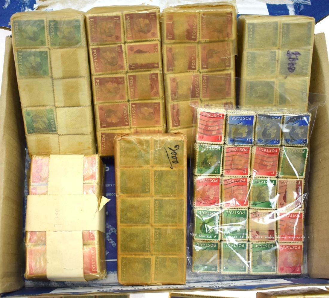12000$.   British stamps 1936 King Edward VIII, packs - 4