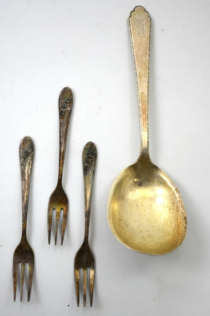 3forks of the Company Prinzental Israel + silver spoon