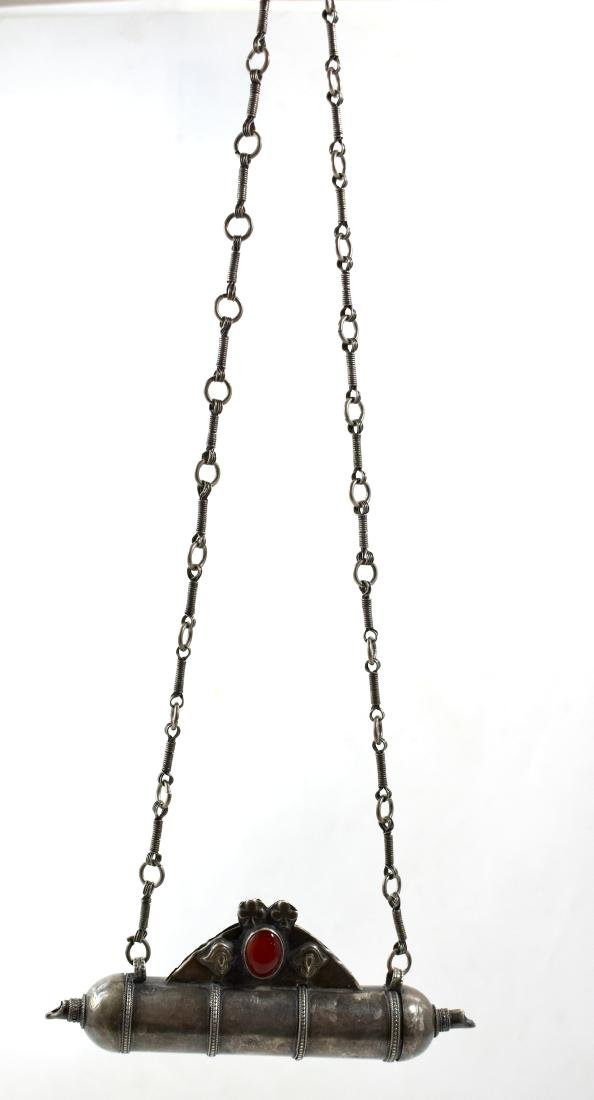 Pair of Turkem lockets, wight  - 83 grams