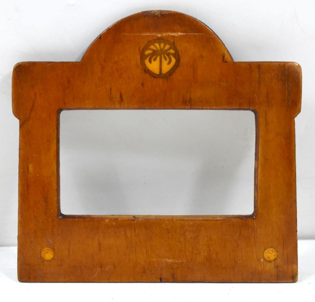 Bezalel wooden frame, size 11*10